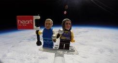 Stuart & Natalie in Space