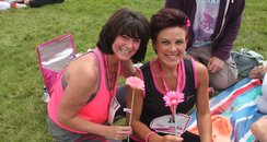 Race for Life Cheltenham - The Finishers 2014