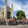 Tour De France Leaves Cambridge