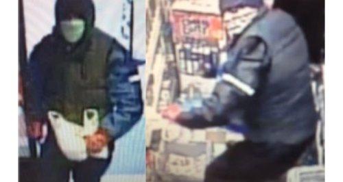 Watford CCTV Robbery