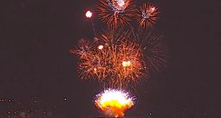 Plymouth Firework Championships 13/08/14