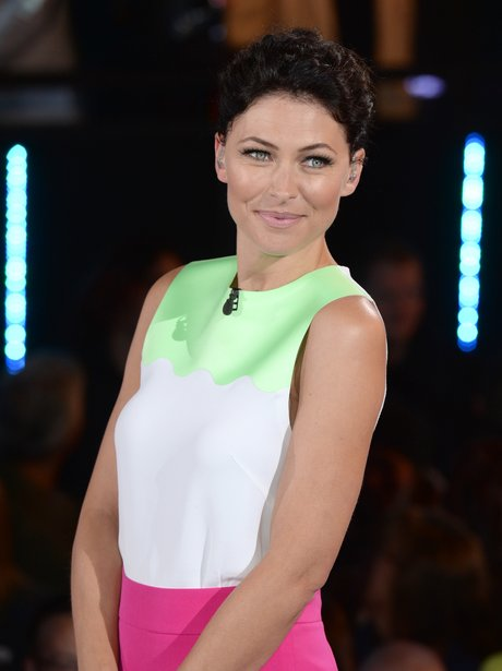 Emma Willis - Celebrity Big Brother 2014