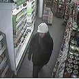 Southsea One Stop robbery CCTV