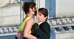 Tom Cruise and Rebecca Ferguson Mission Imp