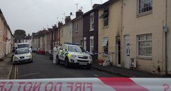 Fatal Fire In Albion Street Swindon