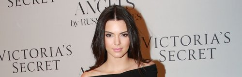 Kendall Jenner wearing all black