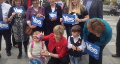 Indyref Campaign Trail