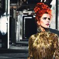 Paloma Faith with red hair