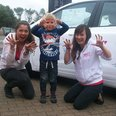 Heart Angels: Hyundai Atlantic Village 27/09/2014