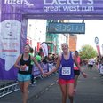 Heart Angels: Great West Run- The Finish Line