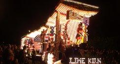 Bridgwater Carnival 2014
