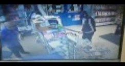 CCTV Shop robbery Sunderland