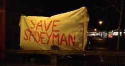 Save Spideyman Banner