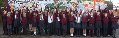 Year 4 Chorleywood Primary School
