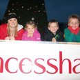 Heart Angels: Princesshay Christmas Lights Switch