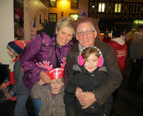 Hitchin Christmas Light Switch-On