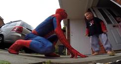The Amazing Spider-Dad