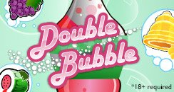 Double Bubble Bingo
