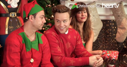 Olly Murs, Christmas, Heart, TV