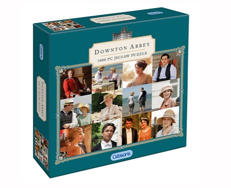Downton Abbey Puzzle