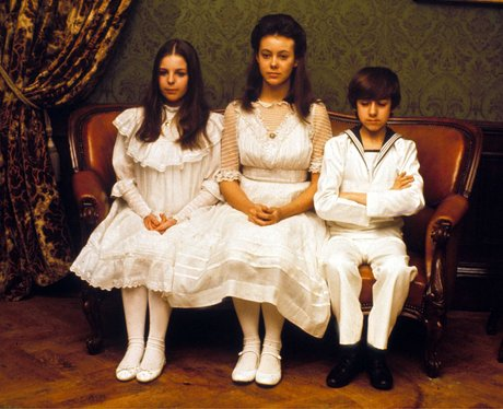 Jenny Agutter in The Railway Children.