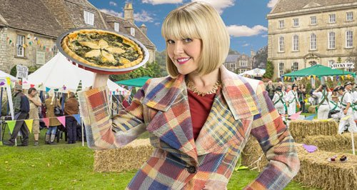 Win With Agatha Raisin: The Quiche of Death - Heart