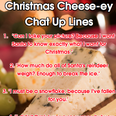 Xmas Chat Up Lines