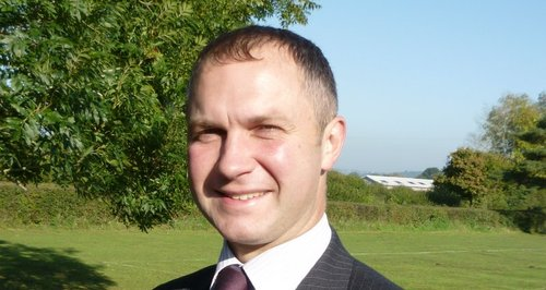Paul Miller headteacher