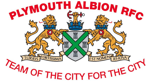 Logo for Plymouth Albion