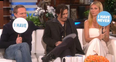 Gwyneth Paltrow, Johnny Depp 'The Ellen Show'