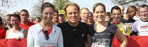 Jason Donovan at OX5RUN