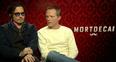 Johnny Depp 'Mortedcai'
