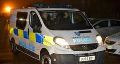 Police - Thames Valley AM Raids