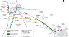 Cambridge to Huntingdon Road Scheme Improvement