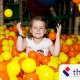 Doncaster Dome Ball Pit