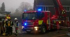 Stony Stratford Fire