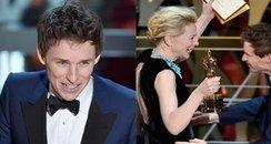 Eddie Redmayne - Oscars canvas
