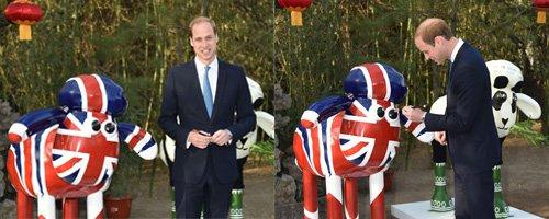 Prince William - Canvas