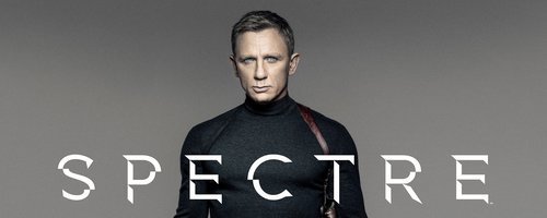 James Bond 'Spectre' Poster
