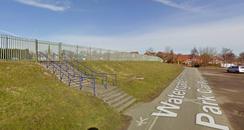 WaterGate Park in Gateshead