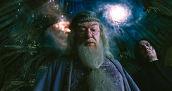 Dumbledor in Harry Potter