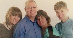 Family of Martyn Matthews