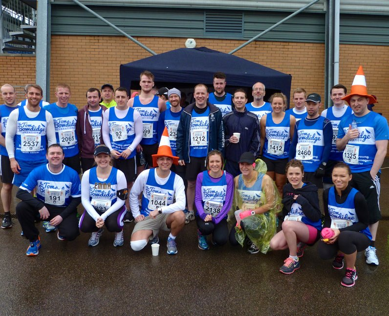 Colchester Half Marathon (29 March 2015)