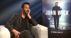 Keanu Reeves John Wick interview