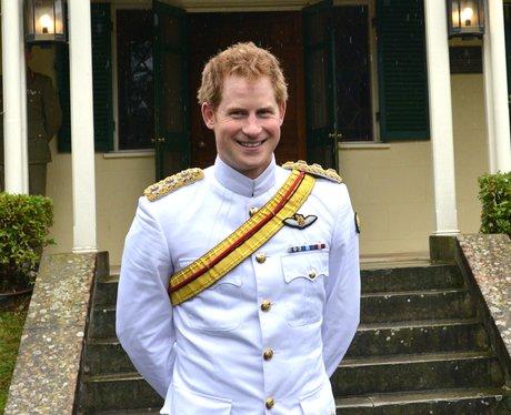 Prince Harry Australia April 2015