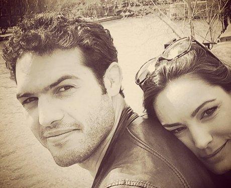 Kelly Brook with new boyfriend Jeremy Paris