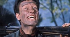 Dick Van Dyke in Mary Poppins