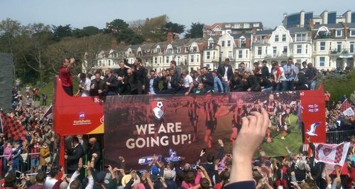 Bournemouth: Open Top Parade