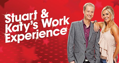 Stuart & Katy's Work Experience 500 x 266 Large Ar