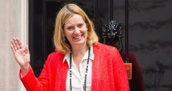 Hastings & Rye MP, Amber Rudd at No. 10